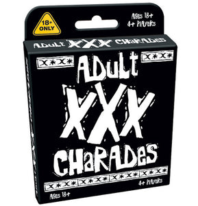 Game Adult XXX Charades