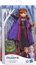 Load image into Gallery viewer, Frozen Doll Anna with Grand Pabbie