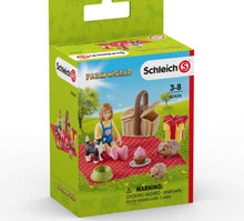 Load image into Gallery viewer, Schleich Birthday Picnic 42426