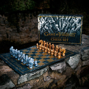 Game Chess Game of Thrones