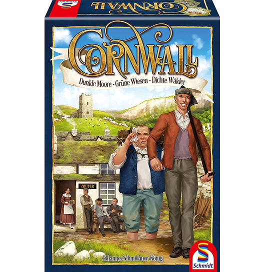 Game Cornwall