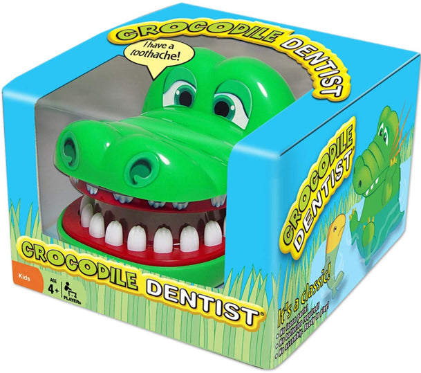 Game Crocodile Dentist
