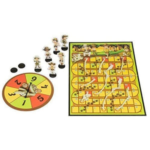 Game Dinosaur! Snakes and Ladders