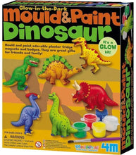 Load image into Gallery viewer, 4M Mould & Paint Dinosaur