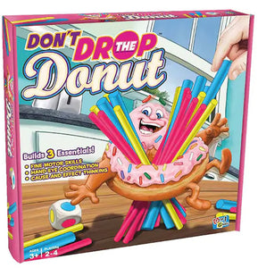 Game Don't Drop the Donut