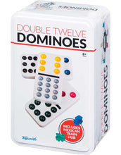 Load image into Gallery viewer, Game Dominoes Double Twelve