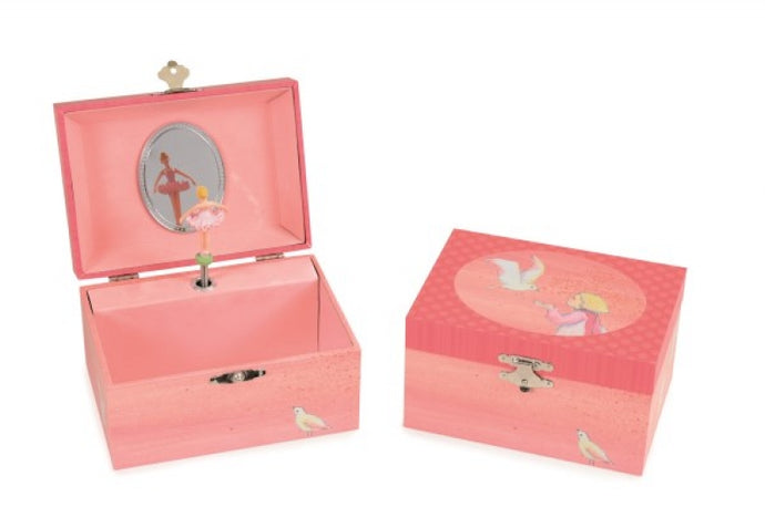Egmont Toys Musical Jewelry Box Girl & Seabird