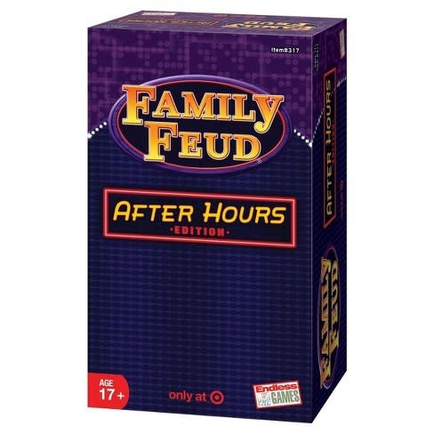 Game Family Feud After Hours Edition