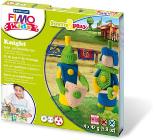 Fimo Kids Knight Form & Play Set