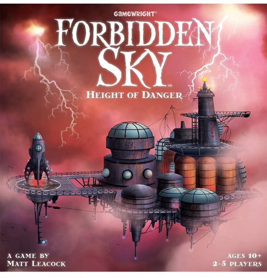 Game Forbidden Sky