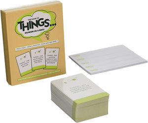 Game The Game of Things Travel Edition