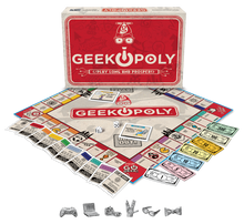 Load image into Gallery viewer, Game Geekopoly