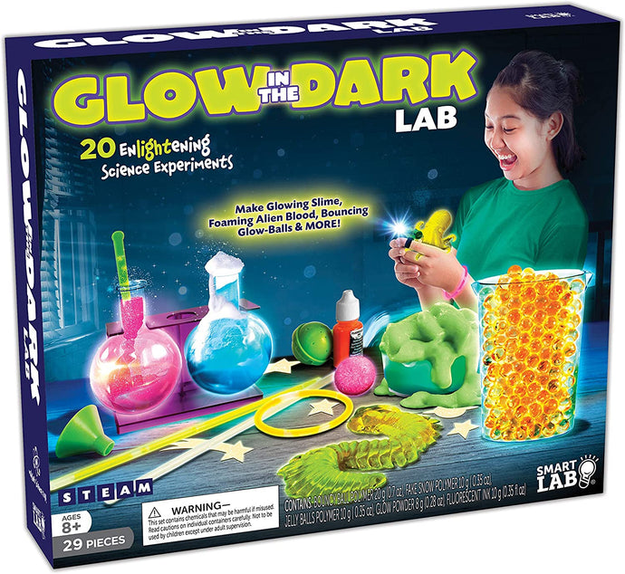 Smart Lab Glow-in-the-Dark Lab