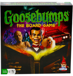 Game Goosebumps the Board Game