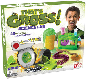 Smart Lab That's Gross Science Lab