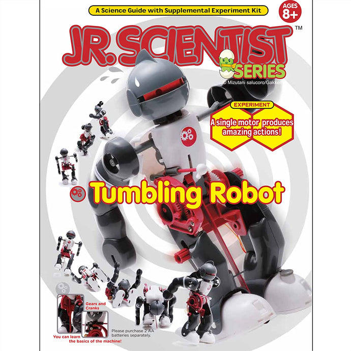Jr. Scientist Series Tumbling Robot