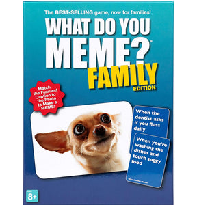 Game What Do You MEME? FAMILY Edition
