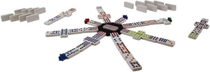 Game Mexican Train Dominoes