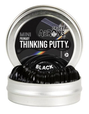 Thinking Putty MINI TIN Black