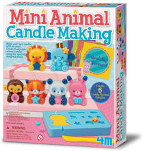 Load image into Gallery viewer, 4M Mini Animal Candle Making