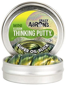 Thinking Putty MINI TIN Super Oil Slick