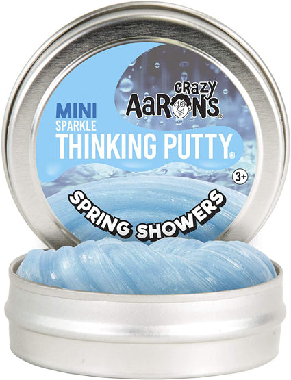 Thinking Putty MINI TIN Sparkle Spring Showers