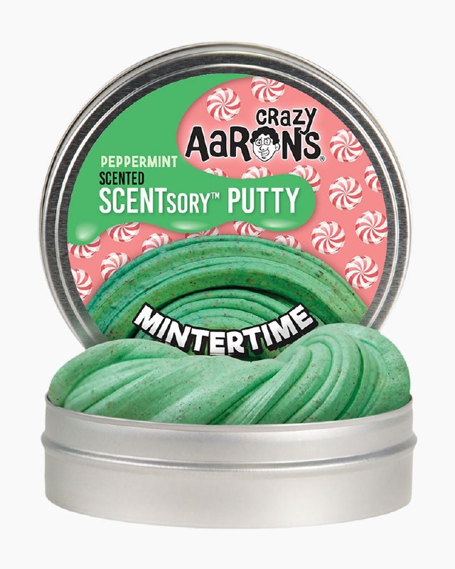 Thinking Putty Scented Mintertime