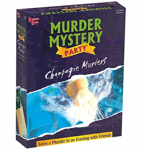 Game Murder Mystery