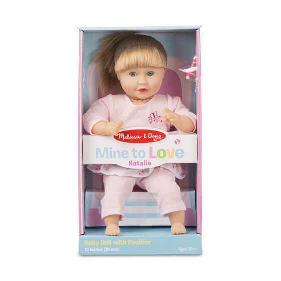 Melissa & Doug Mine to Love Natalie