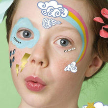 Load image into Gallery viewer, Djeco Face Painting Princess Kit