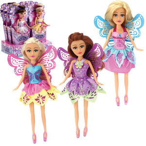 Perfect Princess Fairy Doll
