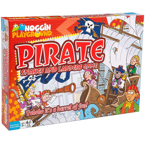 Game Pirate! Snakes and Ladders