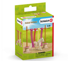 Load image into Gallery viewer, Schleich Pony Curtain Obstacle 42484
