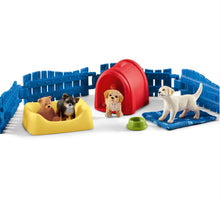Load image into Gallery viewer, Schleich Puppy Pen 42480