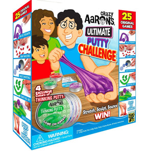 Game Crazy Aaron's Ultimate Putty Challenge