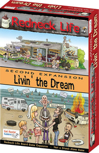 Copy of Game Redneck Life Second Expansion: Livin' the Dream