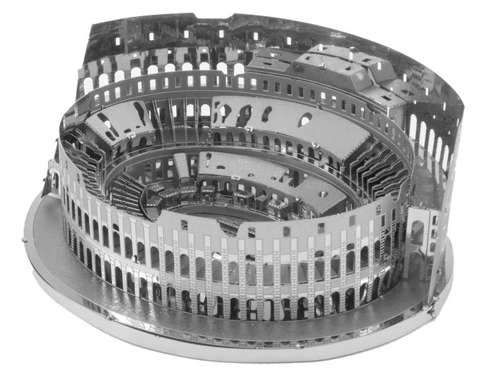Metal Earth Roman Colosseum ICONX ICX025