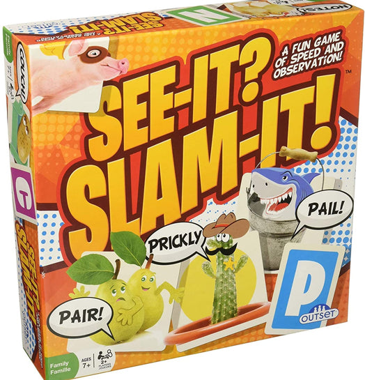 Game See-It? Slam-It!