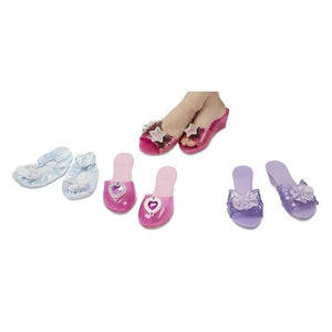 Melissa & Doug Role Play Shoes