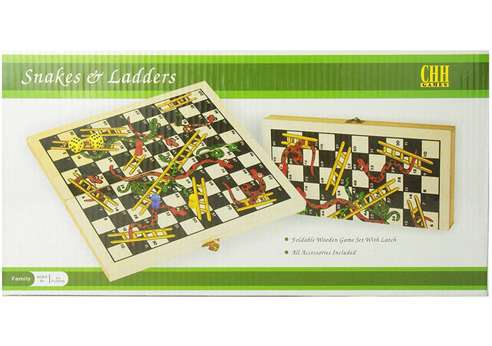 Game Snakes and Ladders