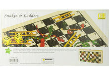 Load image into Gallery viewer, Game Snakes and Ladders