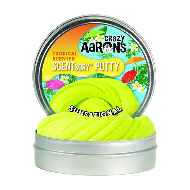 Thinking Putty Scented Sunsational