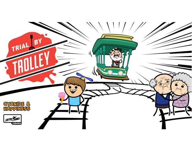 Game Trial by Trolley
