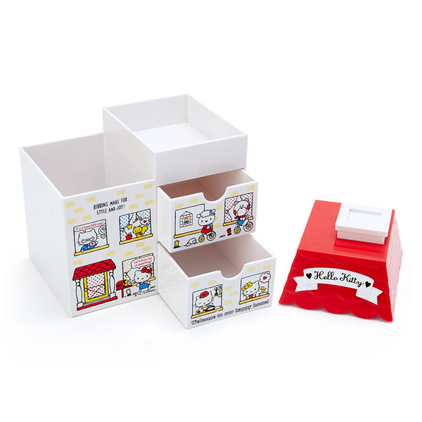 Sanrio - Organizador con Cajones Hello Kitty House