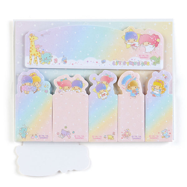 Sanrio - Notas Adhesivas Little Twin Stars Marking