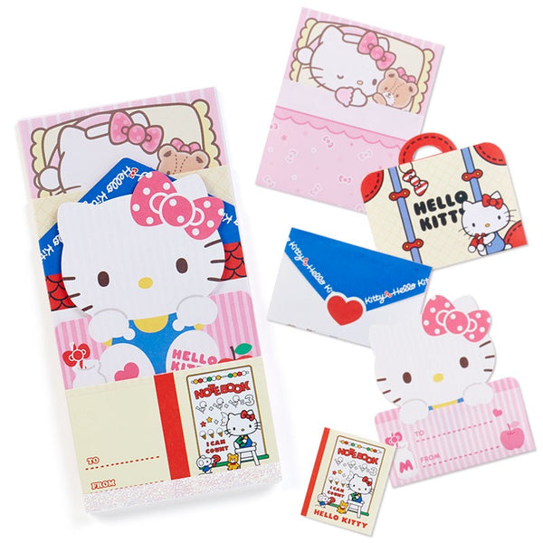 Sanrio - Set de Notas Hello Kitty 5 Designs-Sanrio-Monono-Peru