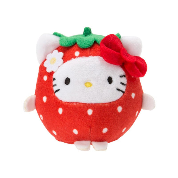 Sanrio - Peluche Hello Kitty Mini Strawberry-Sanrio-Monono-Peru