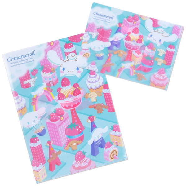 Sanrio - Folders Little Twin Stars Strawberry-Sanrio-Monono-Peru