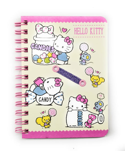 Sanrio - Libreta B7 Hello Kitty Candies-Sanrio-Monono-Peru