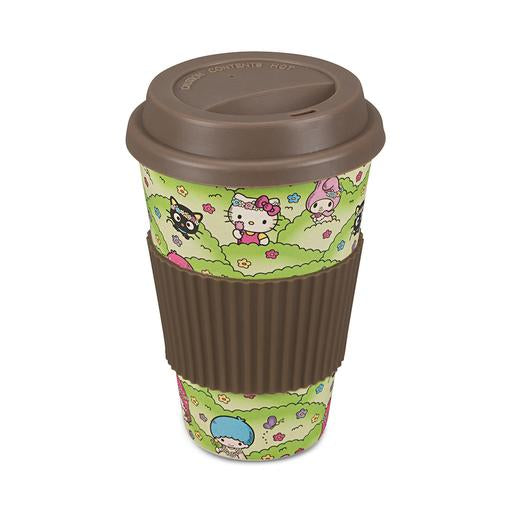 Sanrio - Vaso Travel Cup Sanrio Characters Bamboo